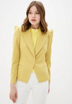 Жакет, adL, цвет: желтый. Артикул: AD005EWJFWZ8.
