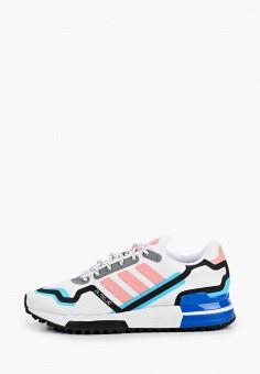 Кроссовки, adidas Originals, цвет: белый. Артикул: AD093AGJBMB3. Девочкам / Спорт