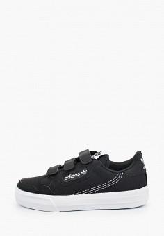 Кеды, adidas Originals, цвет: черный. Артикул: AD093AKHZWA2.