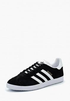 Кеды, adidas Originals, цвет: черный. Артикул: AD093AMALPQ9.