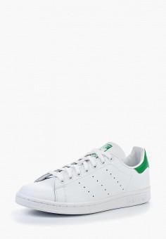 Кеды, adidas Originals, цвет: белый. Артикул: AD093AMFGP38. Обувь / Кроссовки и кеды / Кеды