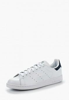 Кеды, adidas Originals, цвет: белый. Артикул: AD093AMFGP39. Обувь / Кроссовки и кеды / Кеды