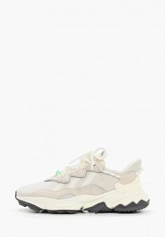 Кроссовки, adidas Originals, цвет: бежевый. Артикул: AD093AMHLCE8.
