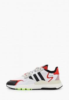Кроссовки, adidas Originals, цвет: белый. Артикул: AD093AMHLCF5.
