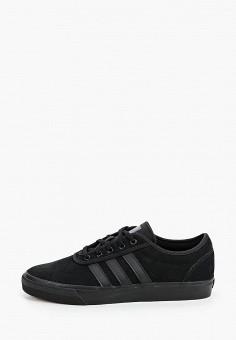 Кеды, adidas Originals, цвет: черный. Артикул: AD093AMJFSS3. Обувь / Кроссовки и кеды / Кеды