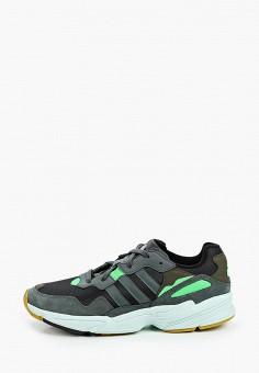 Кроссовки, adidas Originals, цвет: серый. Артикул: AD093AMJFST6.