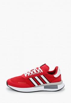 Кроссовки, adidas Originals, цвет: красный. Артикул: AD093AMJLXH6. Обувь