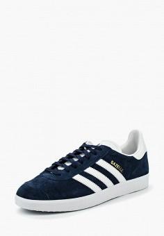 Кеды, adidas Originals, цвет: синий. Артикул: AD093AMQIS51.