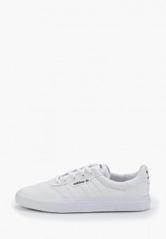 Кеды, adidas Originals, цвет: белый. Артикул: AD093AUFLFS0. Спорт