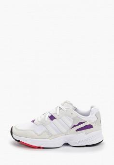 Кроссовки, adidas Originals, цвет: белый. Артикул: AD093AUGUIJ9.
