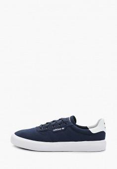 Кеды, adidas Originals, цвет: синий. Артикул: AD093AUHLCG3.