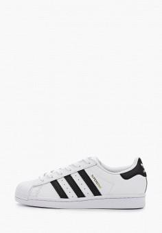 Кеды, adidas Originals, цвет: белый. Артикул: AD093AUHLCG7. Обувь / Кроссовки и кеды / Кеды