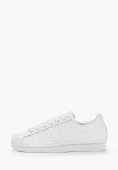 Кеды, adidas Originals, цвет: белый. Артикул: AD093AUHLCG8. Спорт
