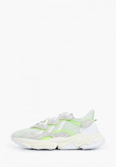 Кроссовки, adidas Originals, цвет: зеленый. Артикул: AD093AUIXTV0.