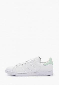 Кеды, adidas Originals, цвет: белый. Артикул: AD093AWHLCI9. Спорт