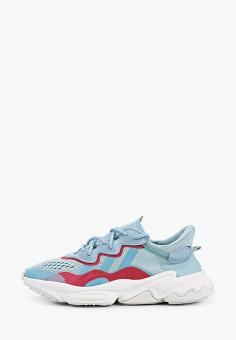Кроссовки, adidas Originals, цвет: бирюзовый. Артикул: AD093AWHLDO7. Обувь