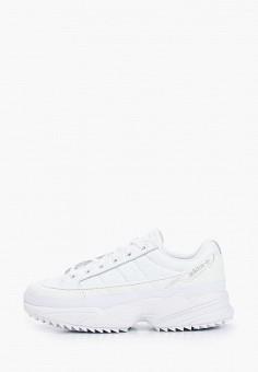 Кроссовки, adidas Originals, цвет: белый. Артикул: AD093AWIXTV5.