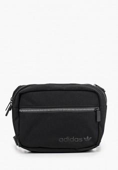 Рюкзак, adidas Originals, цвет: черный. Артикул: AD093BUJMZQ5. Аксессуары / Рюкзаки