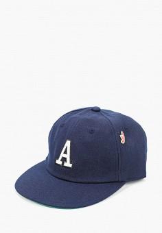 Бейсболка, adidas Originals, цвет: синий. Артикул: AD093CUJMZO5. Аксессуары / Головные уборы