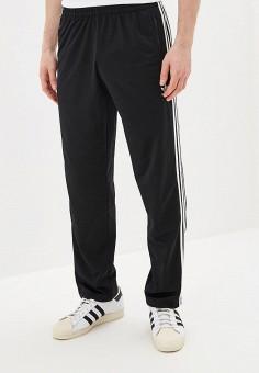 Брюки спортивные, adidas Originals, цвет: черный. Артикул: AD093EMFKXF9. Одежда / Брюки / Спортивные брюки