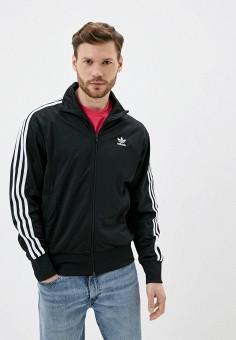 Олимпийка, adidas Originals, цвет: черный. Артикул: AD093EMJLYZ0.