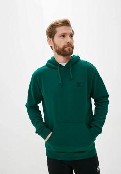 Худи, adidas Originals, цвет: зеленый. Артикул: AD093EMJLZL1. Одежда / Толстовки и олимпийки / Худи