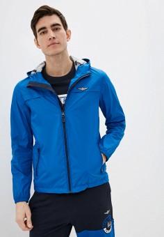 Куртка, Aeronautica Militare, цвет: синий. Артикул: AE003EMHKXV4.