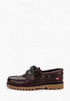Топсайдеры, Affex, цвет: коричневый. Артикул: AF003AMHLTV4. Обувь / Мокасины и топсайдеры