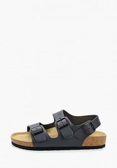 Сандалии, Affex, цвет: серый. Артикул: AF003AWKFGE4. Обувь / Сандалии