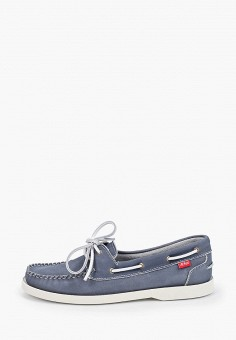 Топсайдеры, Affex, цвет: голубой. Артикул: AF003AWKFGE9. Обувь / Мокасины и топсайдеры