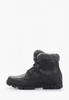 Ботинки, Aldo, цвет: черный. Артикул: AL028AMHDSS5.