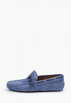 Мокасины, Aldo, цвет: синий. Артикул: AL028AMITBN4.