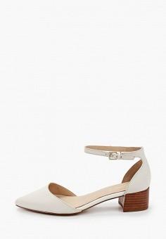 Туфли, Aldo, цвет: белый. Артикул: AL028AWISCD7.