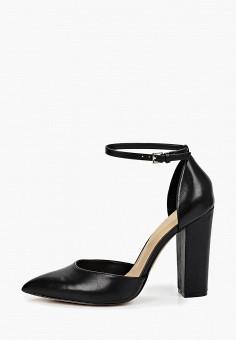 Туфли, Aldo, цвет: черный. Артикул: AL028AWISCJ0.