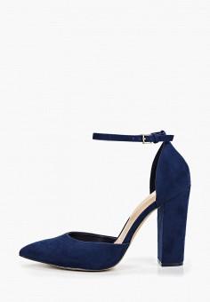 Туфли, Aldo, цвет: синий. Артикул: AL028AWISCJ2.