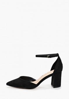 Туфли, Aldo, цвет: черный. Артикул: AL028AWISCJ6.