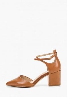 Туфли, Aldo, цвет: коричневый. Артикул: AL028AWISCK7.
