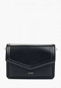 Сумка, Aldo, цвет: черный. Артикул: AL028BWISBC8.