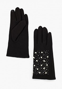 Перчатки, Aldo, цвет: черный. Артикул: AL028DWHDRZ2. Аксессуары / Перчатки и варежки
