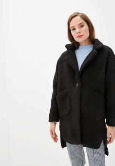 Шуба, Allegri, цвет: черный. Артикул: AL030EWGSBK8. Одежда / Верхняя одежда / Шубы и дубленки