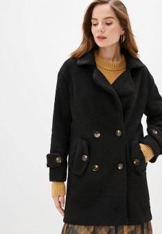 Шуба, Allegri, цвет: черный. Артикул: AL030EWGSBM7. Одежда / Верхняя одежда / Шубы и дубленки