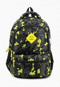 Рюкзак, 4All, цвет: серый. Артикул: AL052BBKKRI7. Мальчикам / Аксессуары