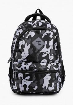 Рюкзак, 4All, цвет: мультиколор. Артикул: AL052BBKKRI8. Мальчикам / Аксессуары