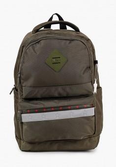 Рюкзак, 4All, цвет: хаки. Артикул: AL052BBKKRJ5. Мальчикам / Аксессуары