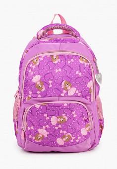 Рюкзак, 4All, цвет: розовый. Артикул: AL052BGKKRI5. Девочкам / Аксессуары