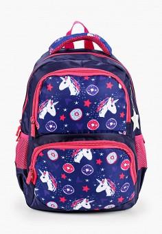 Рюкзак, 4All, цвет: синий. Артикул: AL052BGKKRJ0. Девочкам / Аксессуары
