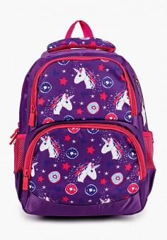 Рюкзак, 4All, цвет: синий. Артикул: AL052BGKKRJ1. Девочкам / Аксессуары