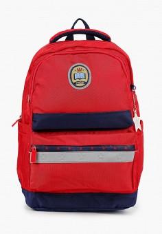 Рюкзак, 4All, цвет: красный. Артикул: AL052BKKKRJ4. Мальчикам / Аксессуары