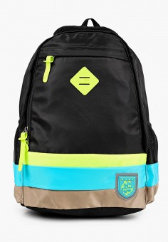 Рюкзак, 4All, цвет: черный. Артикул: AL052BKKKRJ6. Мальчикам / Аксессуары