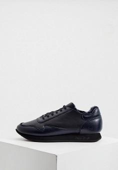 Кроссовки, Aldo Brue, цвет: черный. Артикул: AL232AMKFGB8. Обувь / Кроссовки и кеды